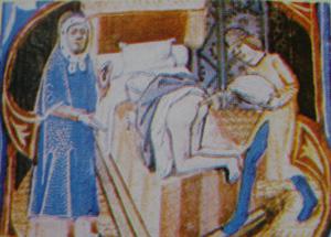 Enema. Traducción de Manuscrito de Galeno-300