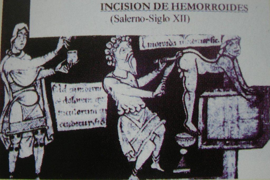 3.-Escuela de Salerno, S. XII.